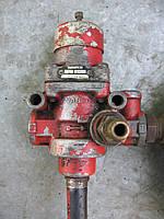 Регулятор давления тормозной системы Wabco 9753001100 б/у на Mercedes: LK/LN2, LP, NG, Unimog год 1984-1998