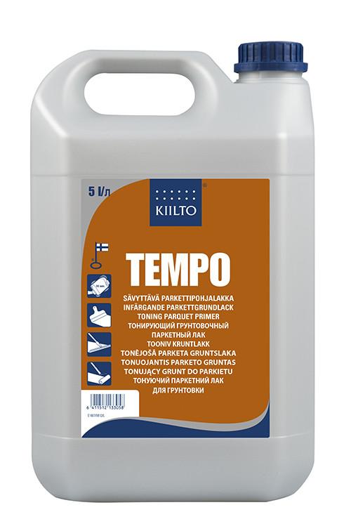 Грунтовочный лак Kiilto TEMPO 5л. - Мастерпол в Киеве