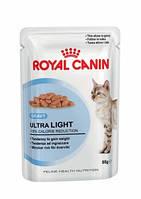 Royal Canin Ultra Light консервы для кошек 85 г