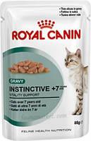 Royal Canin Instinctive +7 консервы для кошек 85 г