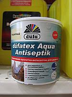 Пропитка антисептик Dufa для дерева прозрачная 0,75л