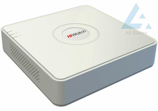 NVR Сетевой видеорегистратор HiWatch DS-N108P