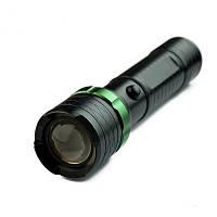 Фонарик Police Е6, XPE +оптический зум. Светодиодный фонарик, аккумуляторный