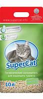 Наполнитель SuperCat Стандарт 3 кг с ароматом