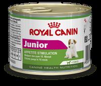 Royal Canin Junior консервы для щенков 195 г