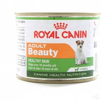 Royal Canin  Adult Beaty консервы для собак 195 г