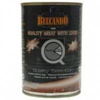 Belcando Отборное мясо/Печень (коричневый) консервы для собак 0,8 кг