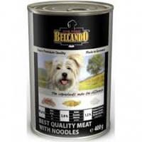 Belcando Отборное мясо с Лапшой (белый) консервы для собак 0,4 кг