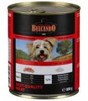 Belcando Мясо отборного качества (красный) - консервы для собак 0,8 кг