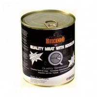 Belcando Отборное мясо с Лапшой (белый) консервы для собак 0,8 кг