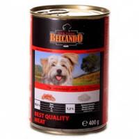 Belcando Мясо отборного качества (красный) - консервы для собак 0,4 кг