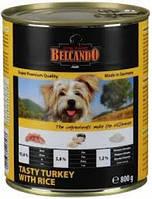 Belcando Индейка/Рис (желтый) консервы для собак 0,8 кг