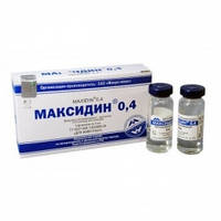 Максидин 0,4%  5мл (иммуномодулятор) Микро-плюс