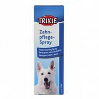 Спрей для ухода за зубами с фтором для собак, Трикси 2548