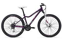 Велосипед Giant LIV TEMPT 4 27.5 purple