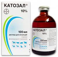 Катозал  100мл (стимулятор обмена веществ) Bayer