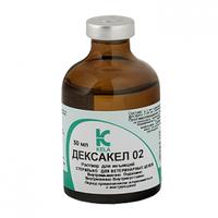 Дексакел 2 мг/мл (дексаметазон) 50 мл