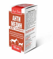 Антимедин раствор инъекционныйионный 10 мл, Апи-сан