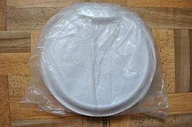 Тарелка одноразовая, пластиковая D205 Эргопак