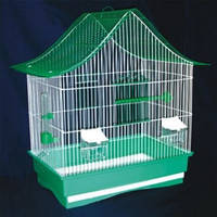 Алиса Клетка для попугаев (волнистых, корелл) и птиц цинк, Лори, 470*300*540