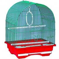 Клетка для птиц 100 G золото 30*23*39см