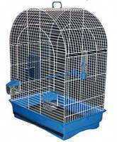 Клетка для попугаев (волнистых, корелл) и птиц Люси цинк, Лори