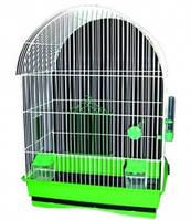 Клетка для попугаев (волнистых, корелл) и птиц Виола цинк, Лори
