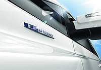 Mercedes GLA klass Надпись Blue Efficiency