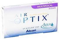 Мультифокальные линзы Air Optix Multifocal (1 шт.)