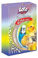 Песок для птиц лимонный Lolo Pets