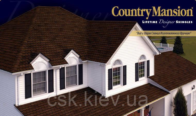 GAF Country Mansion®