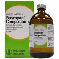 Бускопан (скопаламин+метамизол), 100 мл.