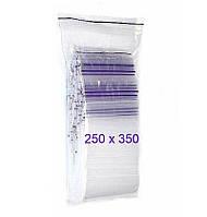 Пакеты-струна ZIP-LOCK 250x350 мм 50 шт/уп