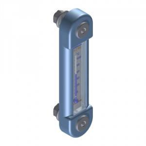 Визуальный индикатор уровня масла в баке с термометром LVA1T