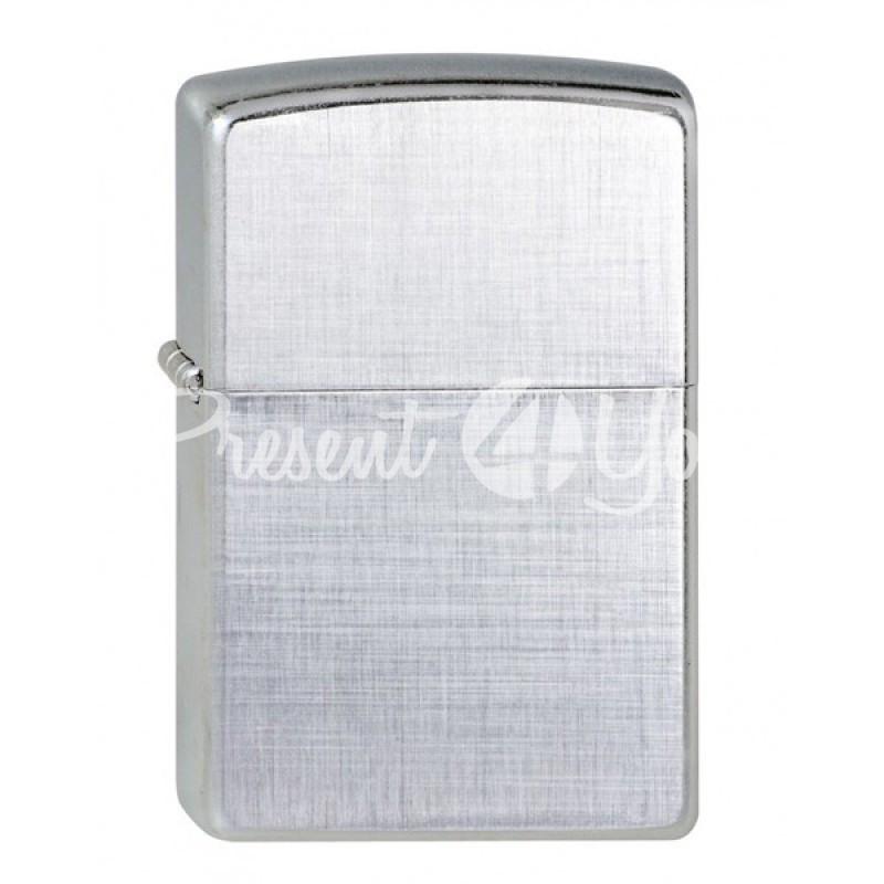 Зажигалка Zippo Reg Linen Weave 28181
