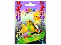 Витамины для попугаев уголь Lolo Pets