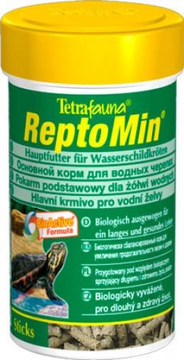 Корм для черепах Tetra Reptomin 100мл. Тетра - Интернет магазин Zoomark в Киеве