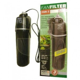Aquael Fan 2 plus фильтр для аквариума 450 л/ч - Интернет магазин Zoomark в Киеве