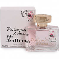 Туалетная вода John Galliano Parlez-Moi dAmour 80ml (лицензия)