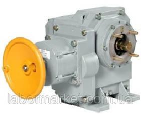 Механизмы исполнительные электрические однооборотные МЭОФ-250(325) с ограничителем момента