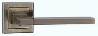 Дверные ручки LINDE A-2008 AB - старая бронза