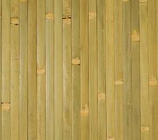 Бамбуковые обои, бледно-зеленые, нелак. BW 202 п.17 мм, высота рул.2 м