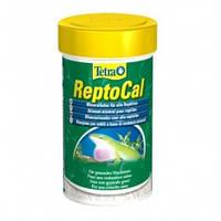 Корм для рептилий Тetra ReptoCal 100мл. Тетра