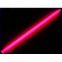 Подводная лампа красная/розовая L=40см