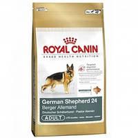 Royal Canin (Роял Канин) German Shepherd Adult 24 сухой корм для взрослых немецких овчарок 3 кг