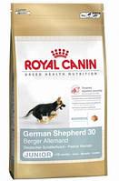 Royal Canin (Роял Канин) German Shepherd Junior 30 сухой корм для щенков немецких овчарок 12 кг