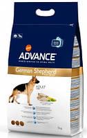 Advance MAXI (Эдванс Макси) GERMAN SHEPHERD   сухой корм для немецких овчарок 12,0 кг