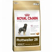 Royal Canin (Роял Канин) Rottweiler Adult 26 сухой корм для с ротвейлера 3 кг