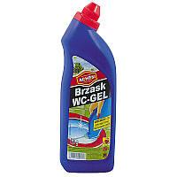 Гель для миття туалету BRZASK 0,75 л. (20уп)