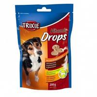 Дропсы с беконом для собак , Трикси 31633